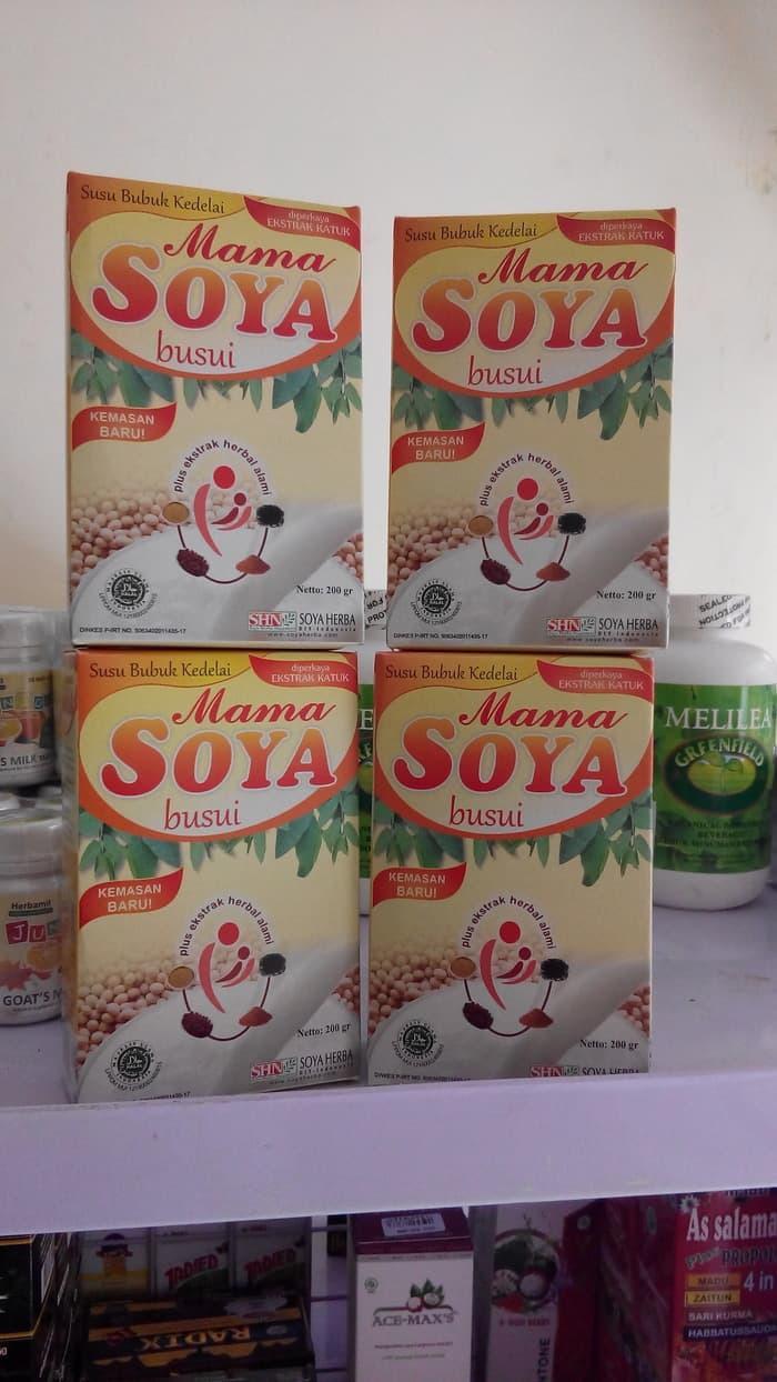 Jual Minuman Kesehatan / Jual MAMA SOYA MAMASOYA - ASI BOOSTER