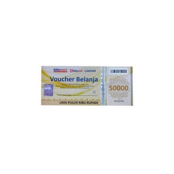 VOUCHER ALFAMART SENILAI 150.000 R7311