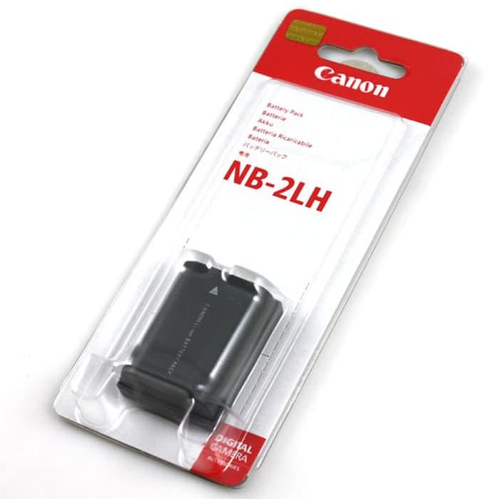 Promo Battery/baterai/batre Canon NB-2LH original