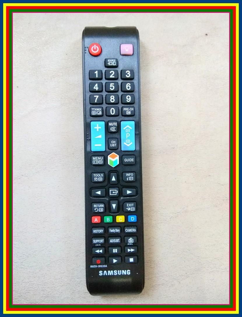 Remot Remote TV Samsung LCD LED Plasma Smart 3D TV Aa59-00638A