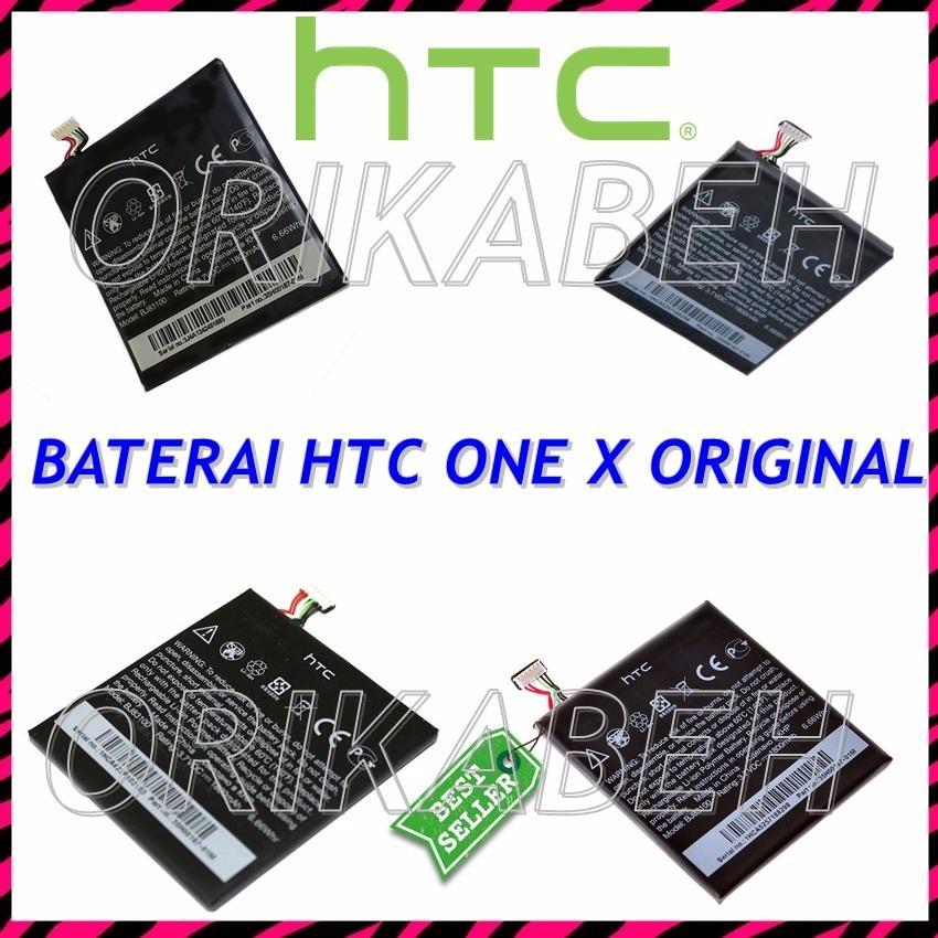 HTC Baterai / Battery One X BJ83100 Original - Kapasitas 1800mAh ( orikabeh )
