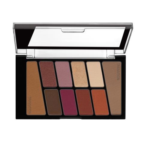 Wet N Wild Color Icon Eyeshadow 10 Pan Palette - Rose In The Air