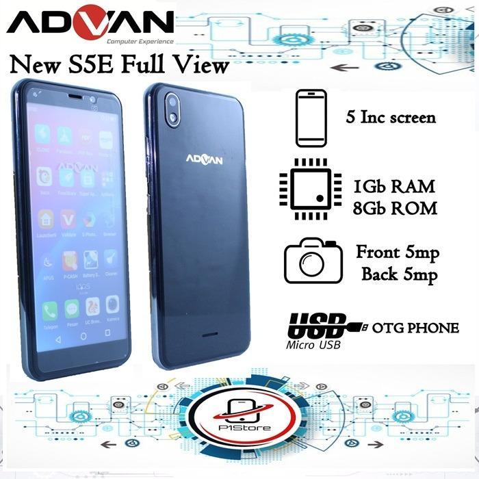 Advan New S5E Full View - 5