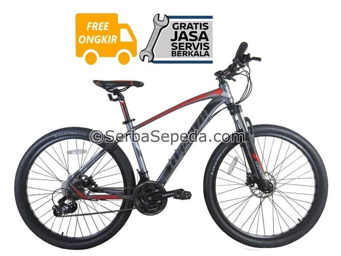 HOT SPESIAL!!! Turanza Sepeda MTB 27,5 2606 Hydraulic - GRATIS ONGKIR & PERAKITAN - r4eSWt