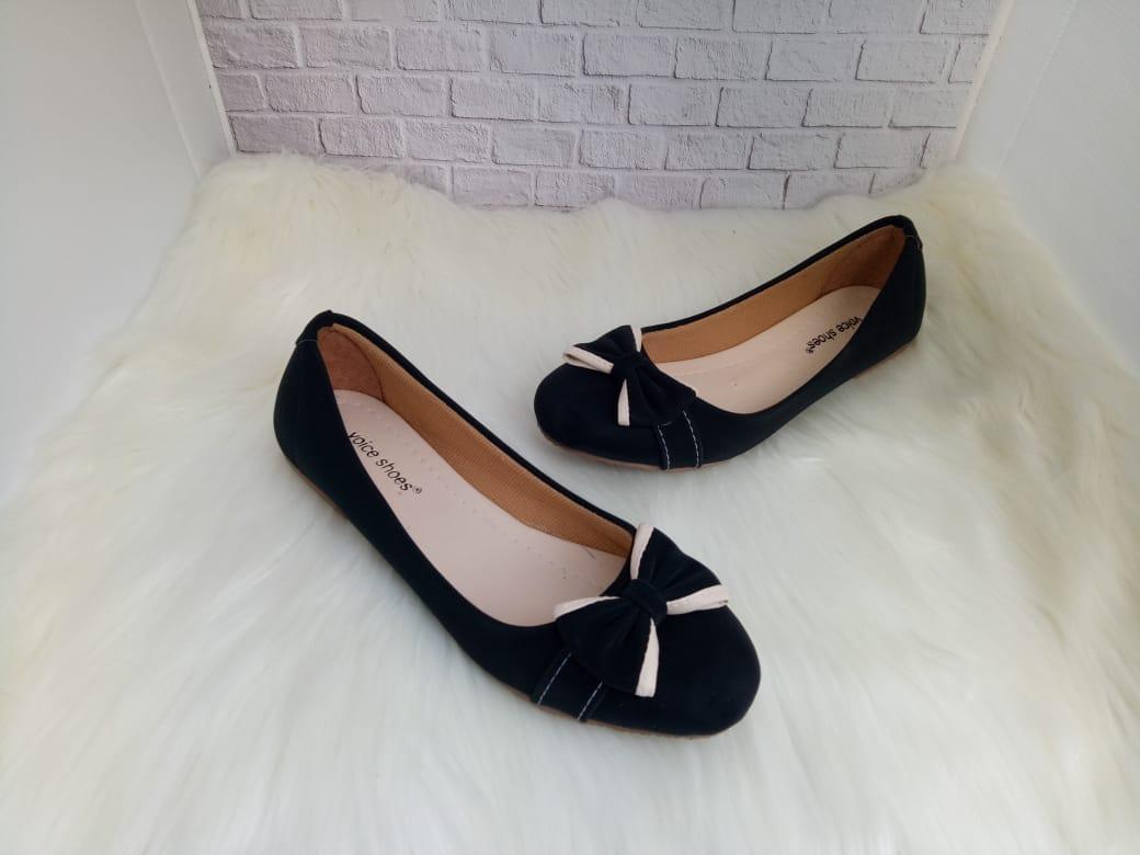 Arlaine Scania Flat Shoes