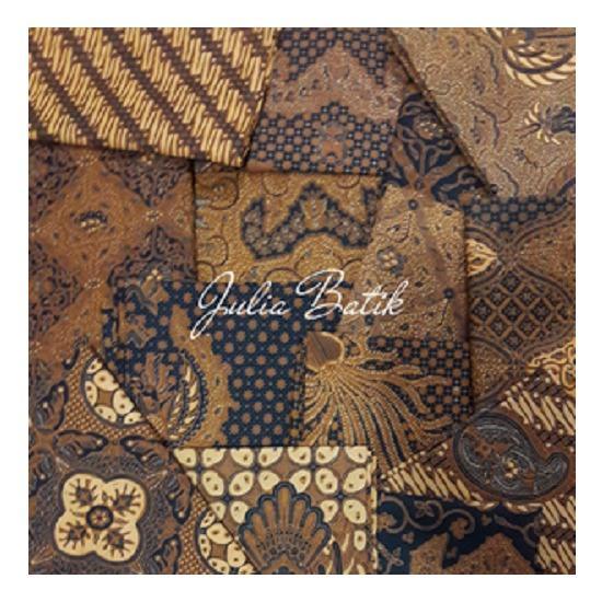 Batik Sogan Solo Motif Klasik