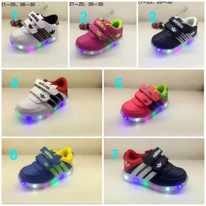 Sepatu Anak / ADIDAS KIDS LED