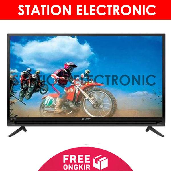 SHARP Full HD LED TV USB Movie LED TV 40 - 40SA5100i - Khusus JABODETABEK