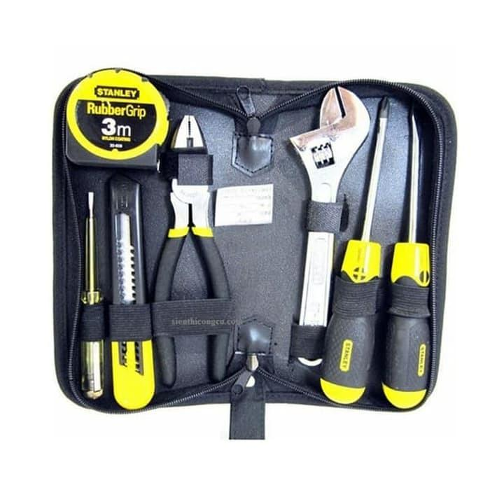 STANLEY HAND TOOL SET 7 PCS - DIY TOOL KIT 90-596N-23