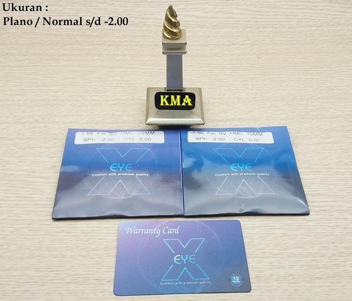 Lensa minus X-EYE ORIGINAL lensa minus anti radiasi lena anti UV minus