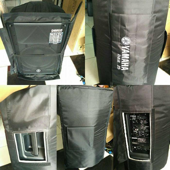 Softcase Speaker Yamaha Dbr15/Sarung Speaker/Tas Speaker Aktif