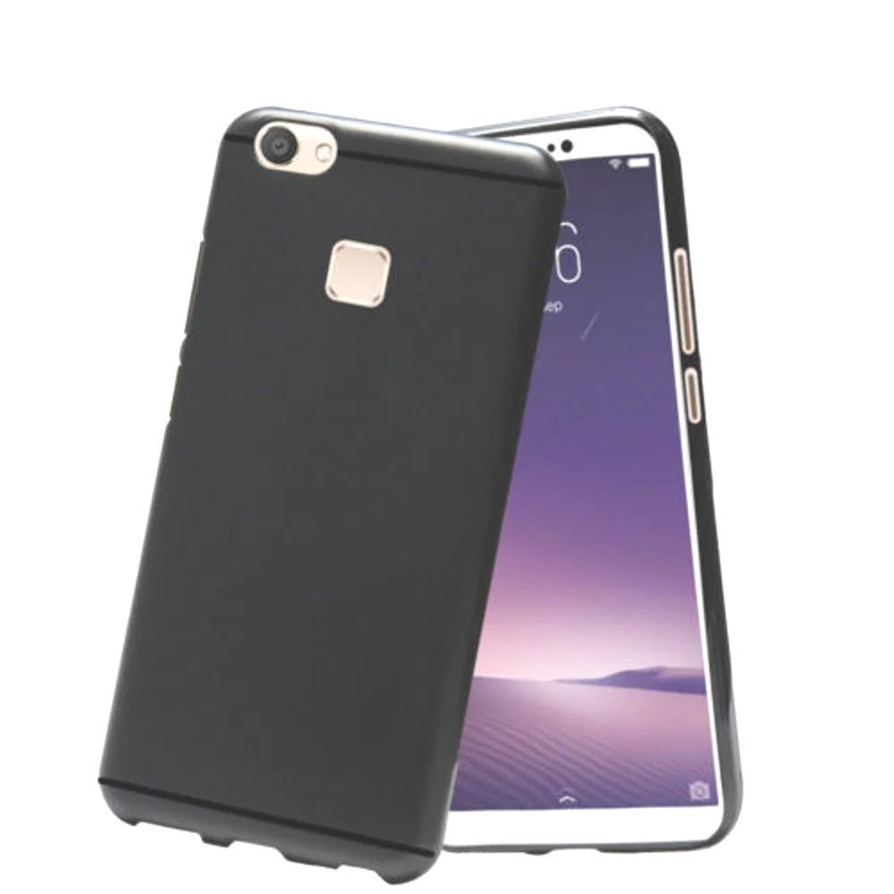 Case Slim Black Matte Vivo V7 Plus Baby Skin Softcase Ultra Thin Jelly Silikon BabyskinIDR7700.