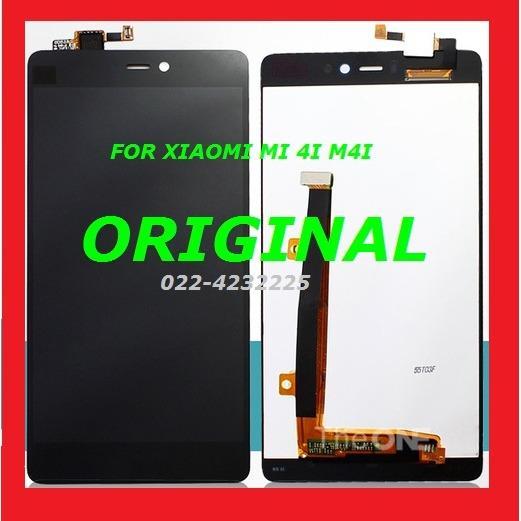 LCD + TOUCH / TOUCHSCREEN XIAOMI MI 4I BLACK ORI (904252)