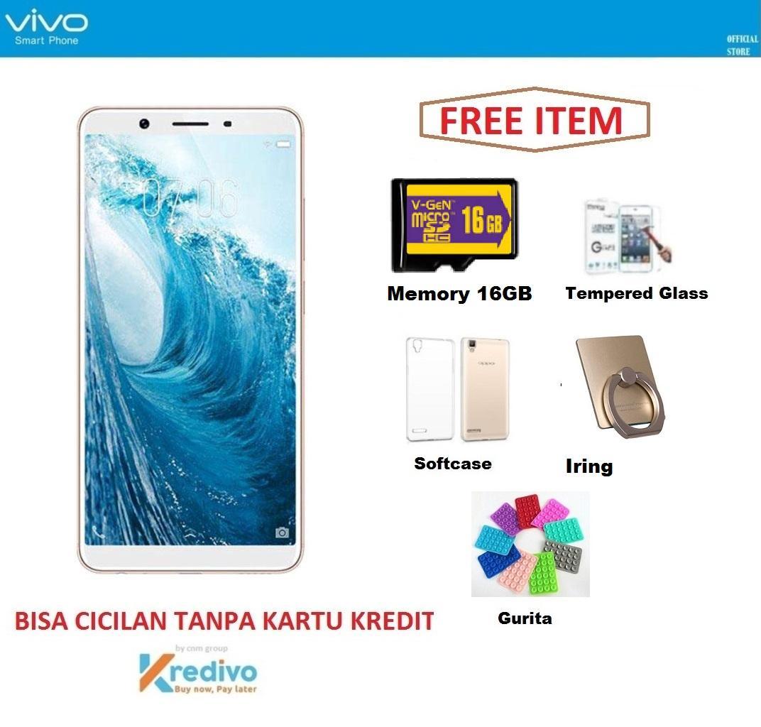 Vivo Y71 Ram 3GB/32GB - Bisa Cicilan Tanpa Kartu Kredit + Free 5 Acc