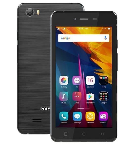 Original POLYTRON Prime 7 Grey P500 4G 32GB ( 3GB RAM ) | LTE P 500