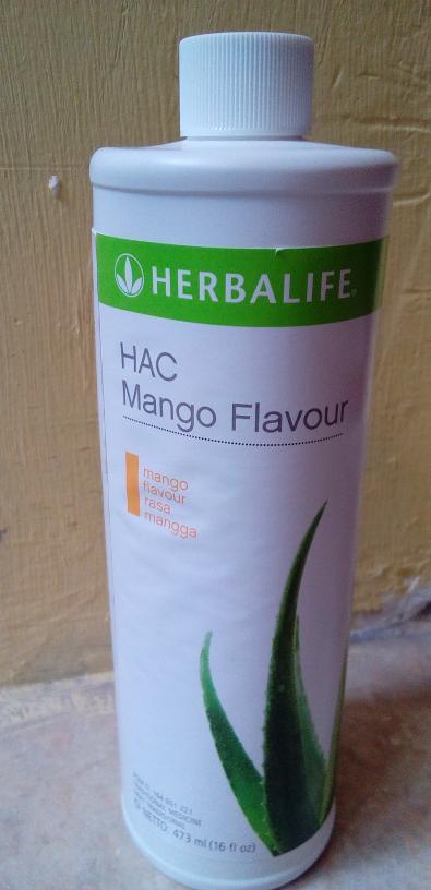 Hemat 10%!! Aloe Vera Concentrate Mango Flavour - ready stock