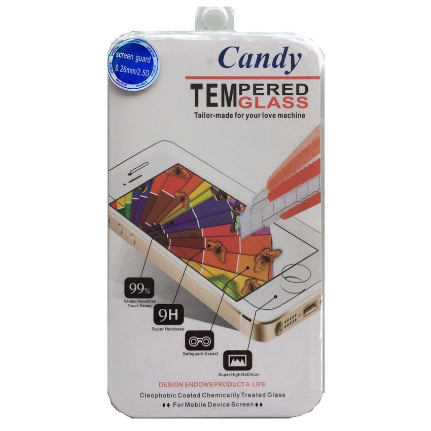 Candy Tempered Glass for Oppo F7 Youth - Clear