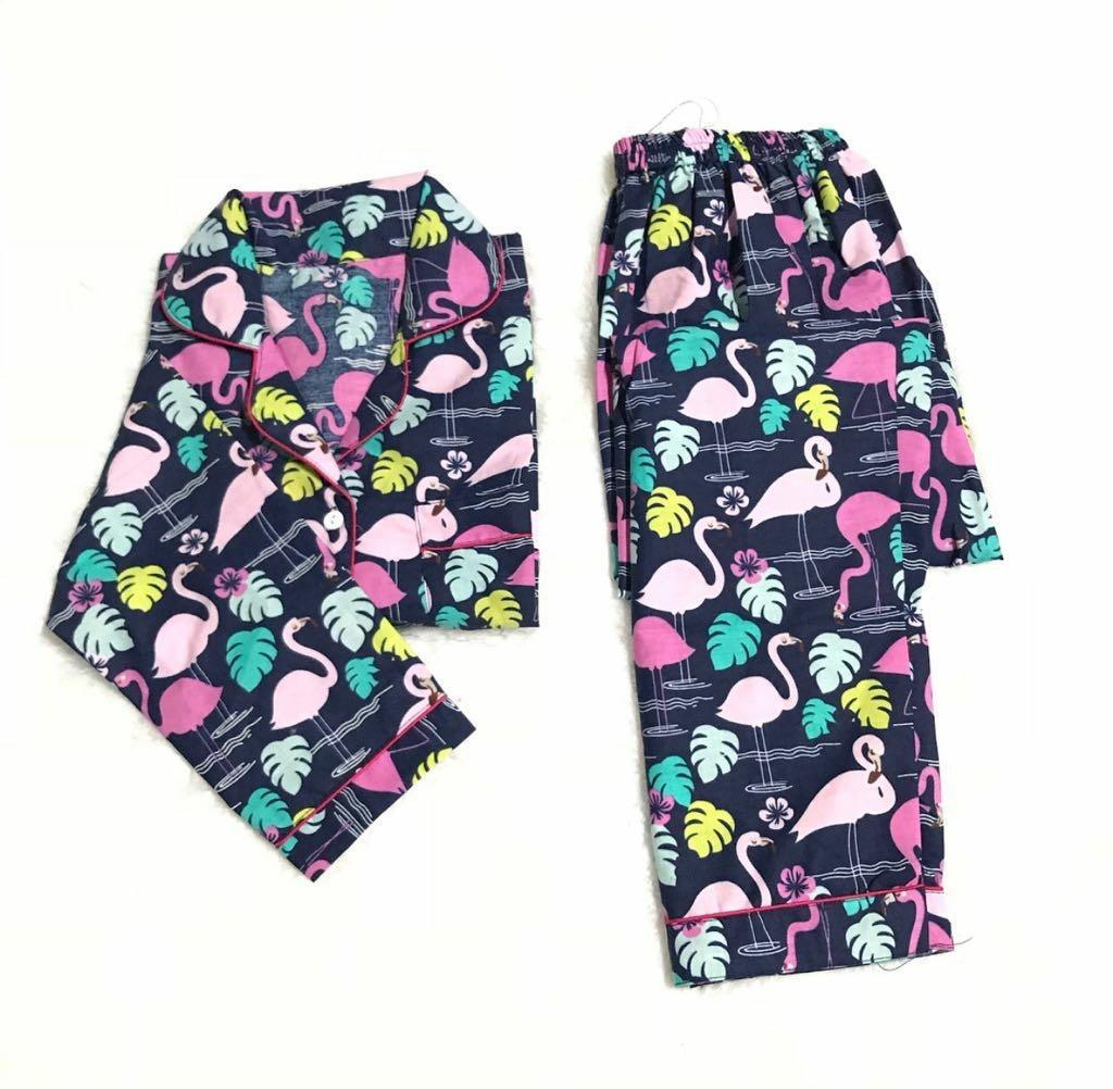 dzacki store piyama baju tidur dewasa kartun cp fit to L karakter baju tidur