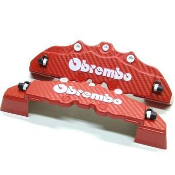 Cheapest Price Cover Rem Merah Carbon Cover Rem Disc Brake Medium Brembo Karbon sale - Hanya Rp44.256