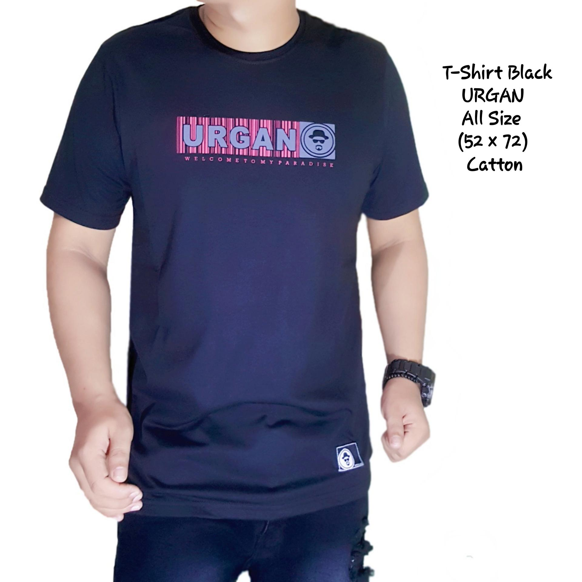 Anugrah – kaos distro T-shirt Fashion 100% soft cotton combed 30s premium pria