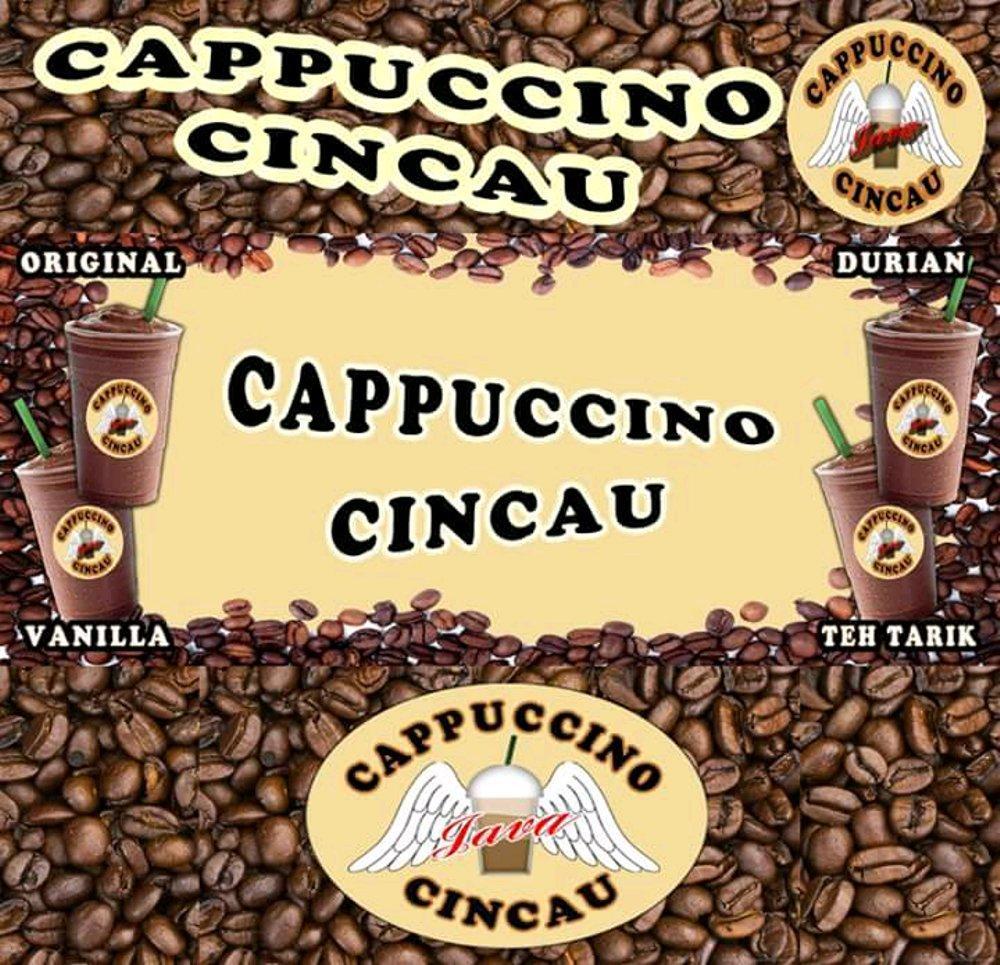 Bubuk Capucino Cincau 1000 Gram