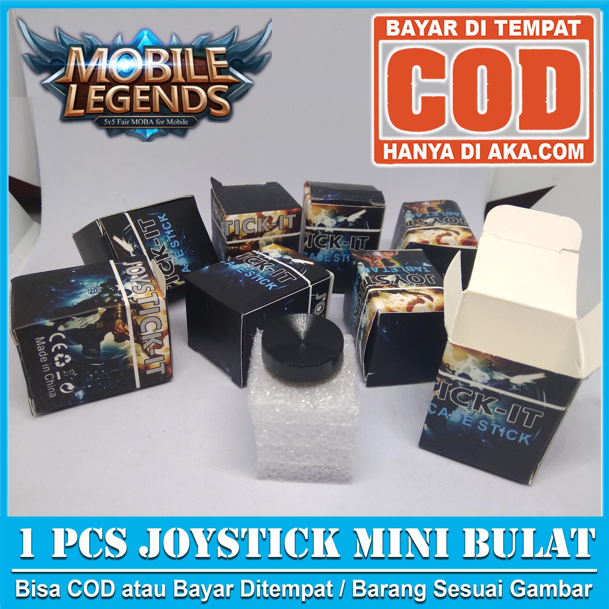 Joystick HP Mobile Joystik Bulat for Gaming Smartphone Premium Mobile Legend REAL PICTURE