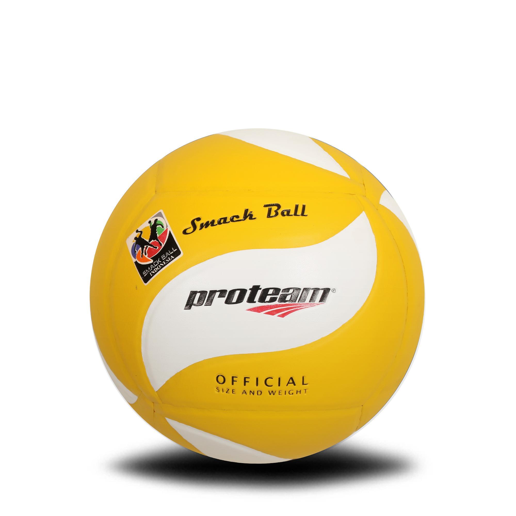 Proteam Bola SmackBall Yellow-White