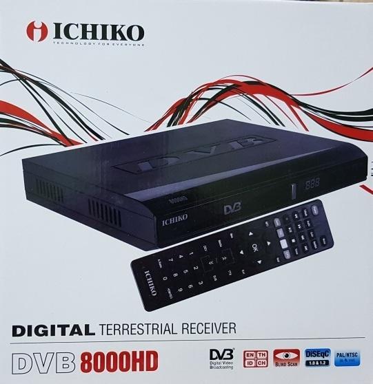 ... Gambar Tanpa Semut Hitam Spec Source · ICHIKO DVB 8000HD SET TOP BOX DVB T2 TV DIGITAL RECEIVER KABEL HDMI