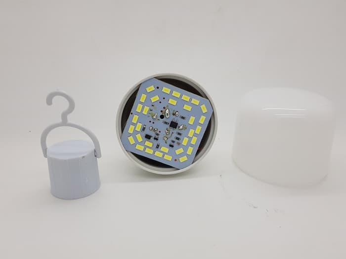 Bohlam Led Lampu Emergency 20 Watt Merk Goodchip By Mitsuyama
