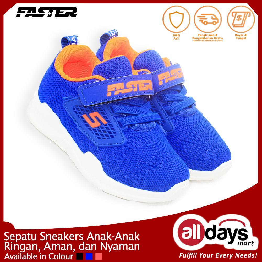 Sport Sepatu Sneakers Anak 1611 112 Ak Red Size 26 31 Daftar Harga Sandal Laki 1604 306 Brown Sports Unisex 1712 1778