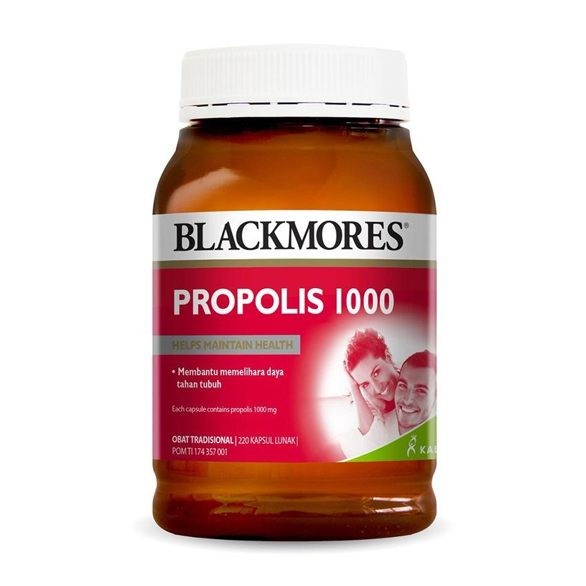 Blackmores Propolis 1000 By Lazada Retail Blackmores.