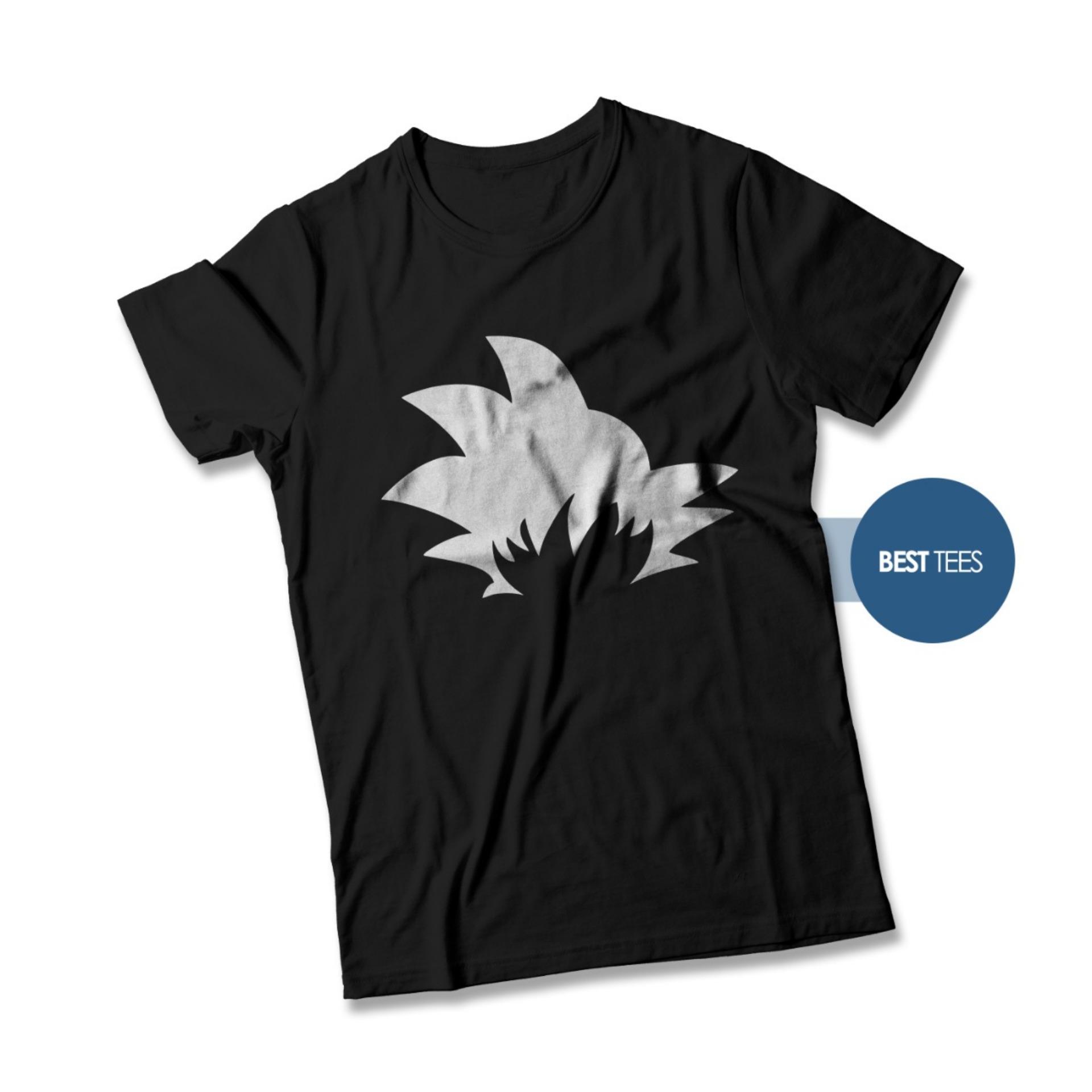 ... T-Shirt Atasan Baju Pakaian Polos Pria Wanita Cewe ... Source · Kaos distro premium cotton combed 24s / Fashion pria / Dragon Ball Son Goku