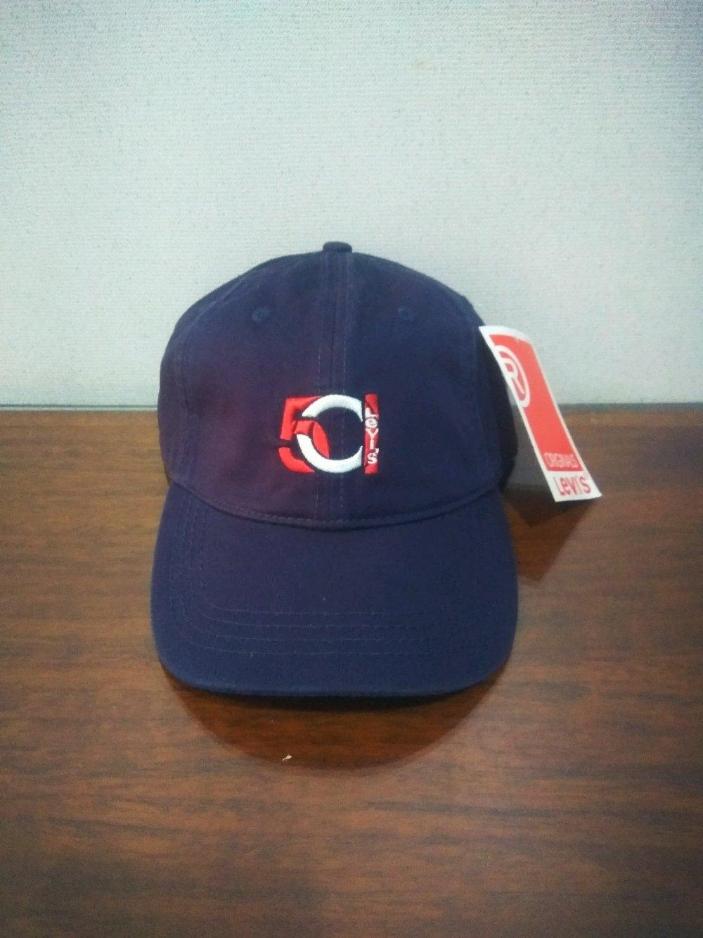 Topi Levis Strauss Import - Navy02 di lapak Topi KanBaru topikanbaru