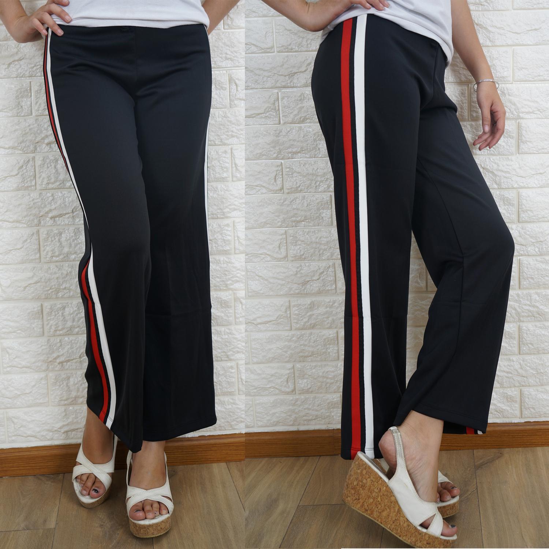 Vanwin - Celana Panjang Wanita / Celana Legging Wanita / Celana Scuba Wanita / Celana Joger