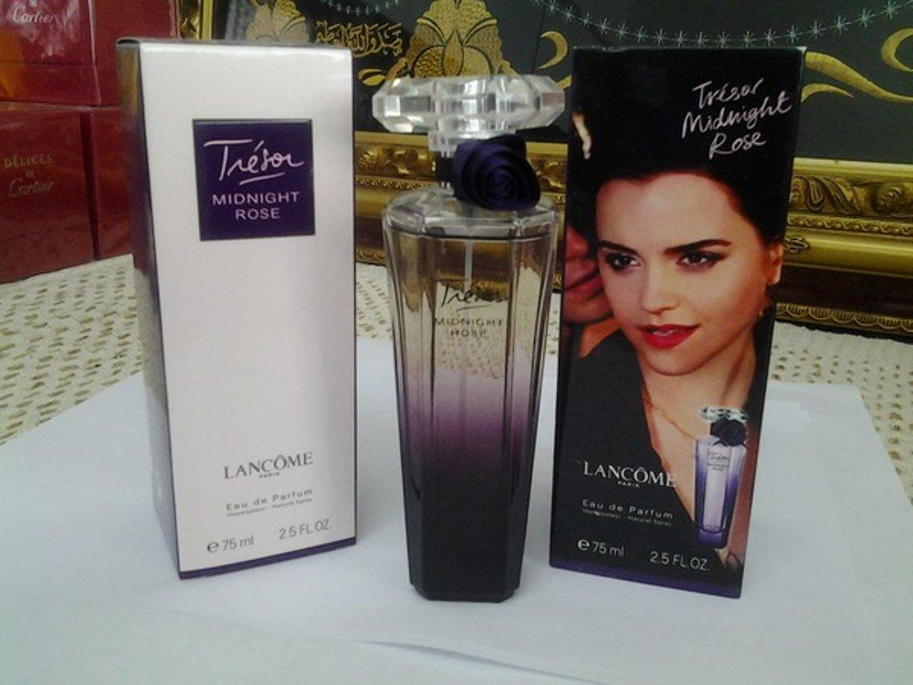 Lancome Tresor Midnight Rose EDP Parfum Wanita [75 mL] (Original From Singapore) Bisa Pembayaran COD