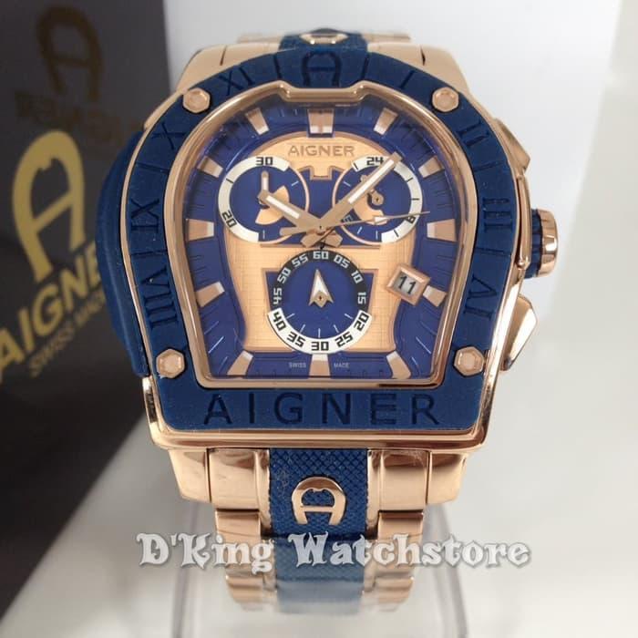 Jam tangan pria Cowok aigner palermo super premium AAA 7315e0b5d2