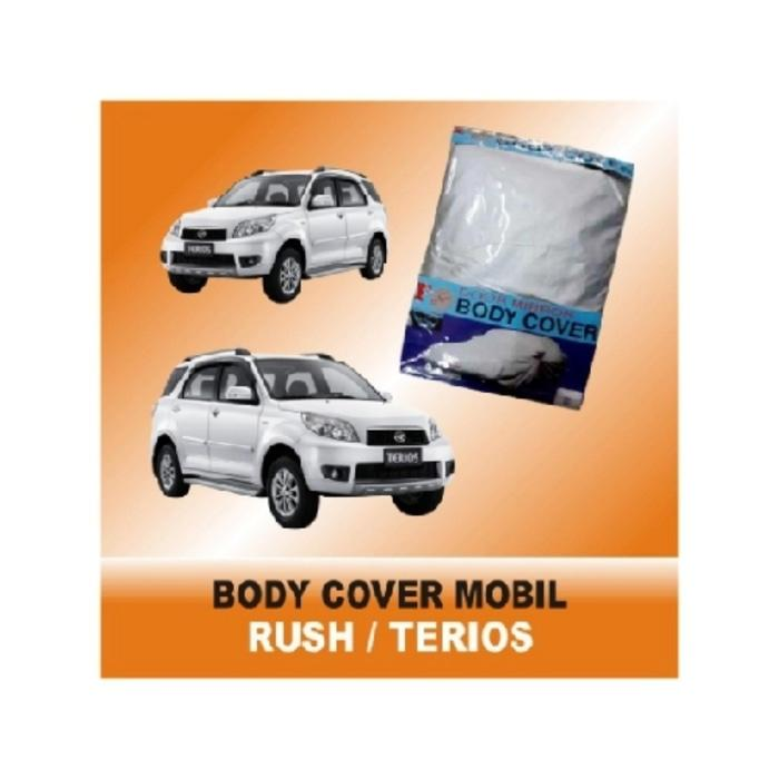 Toyota Rush 2017 - Body Cover Mobil F New - sYdOKAaa