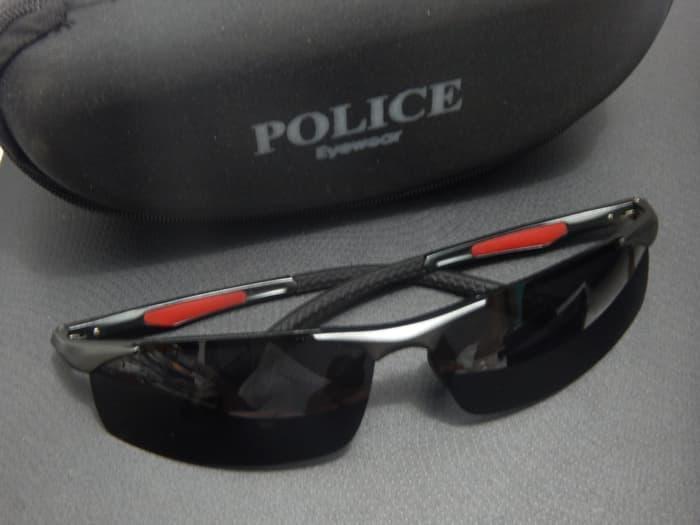 Kacamata Police Sport Polarized - Fine Quality Fullset 48f0875b4f