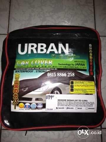 PROMO!!! Cover Mobil Urban untuk Honda BRV, HRV dll ( LOW CROSSOVER MPV / SUV ) - TCDa8R