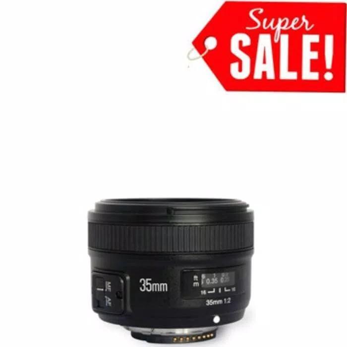 Best Buy LENSA YUNGNUO 35MM F2 FOR NIKON
