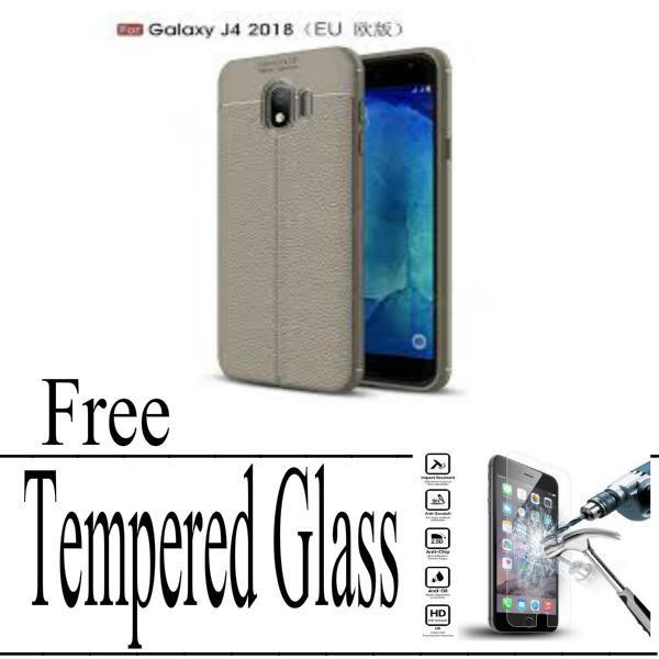 Softcase / case / Autofocus For Samsung J4 2018 Free Tempered Glass / fortuna_shop