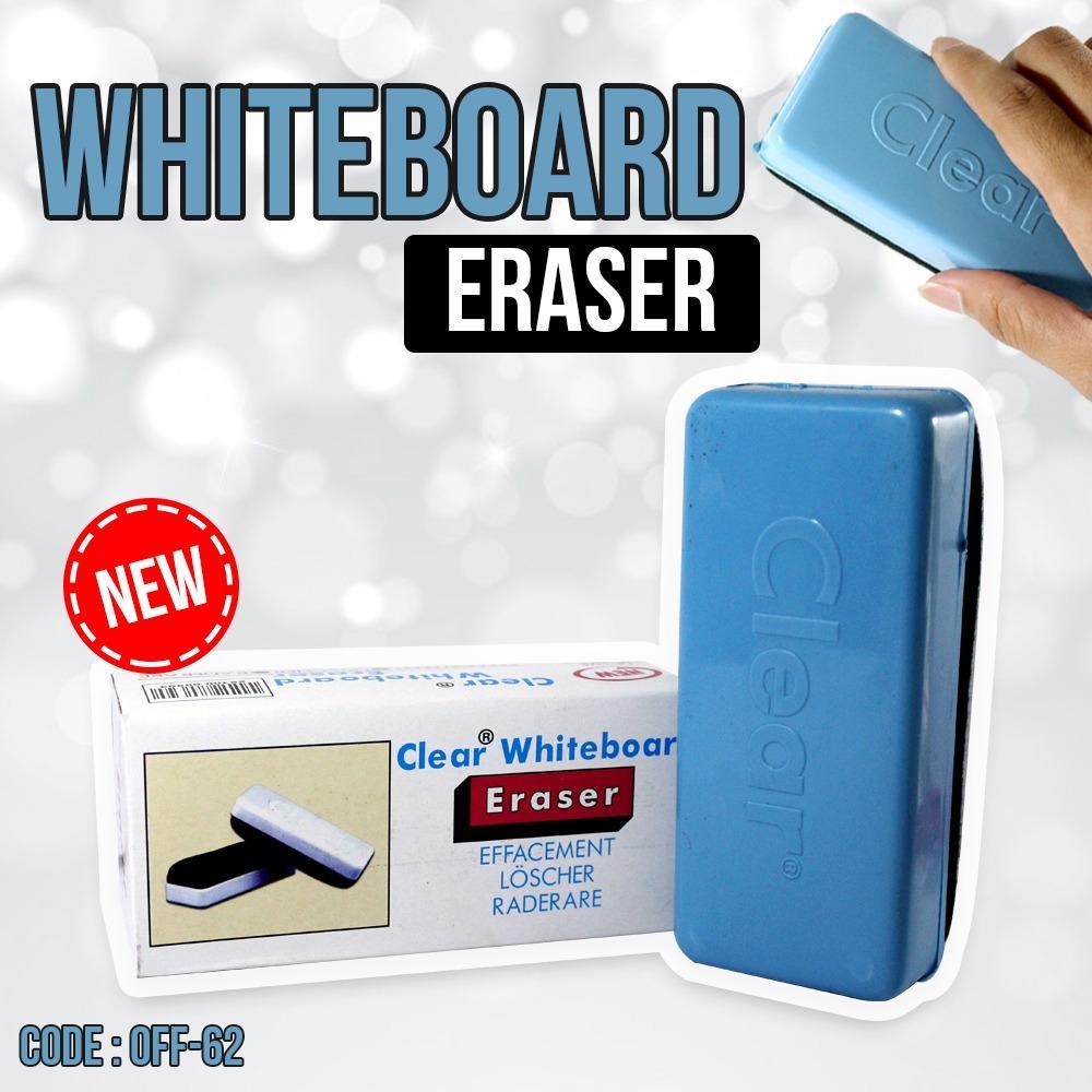 Penghapus White Board - Penghapus Papan Tulis White Board