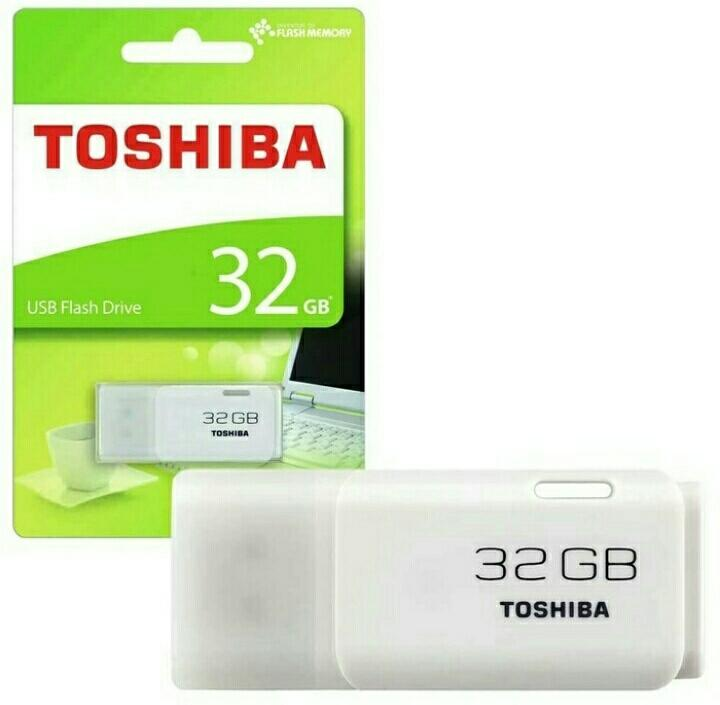 SELALUADA - Flashdisk Toshiba 32GB / Flash Disk Toshiba 32GB / Flash Drive Toshiba 32GB