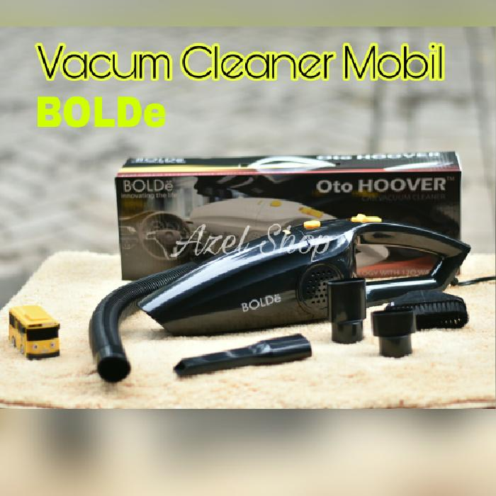 OTO HOOVER BOLDE - Vacuum Cleaner Interior Mobil - Alat Sedot Debu 12 ||| vacum cleaner idealife usb rumah mobil mini portable krisbow karpet bolde panasonic robot sharp black decker philips