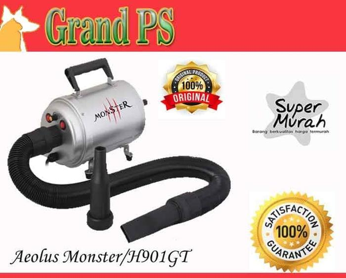 Harga Spesial!! Pet Dryer Aeolus Monster H 901 Gt U002F Blower Anjing Kucing Hewan - ready stock