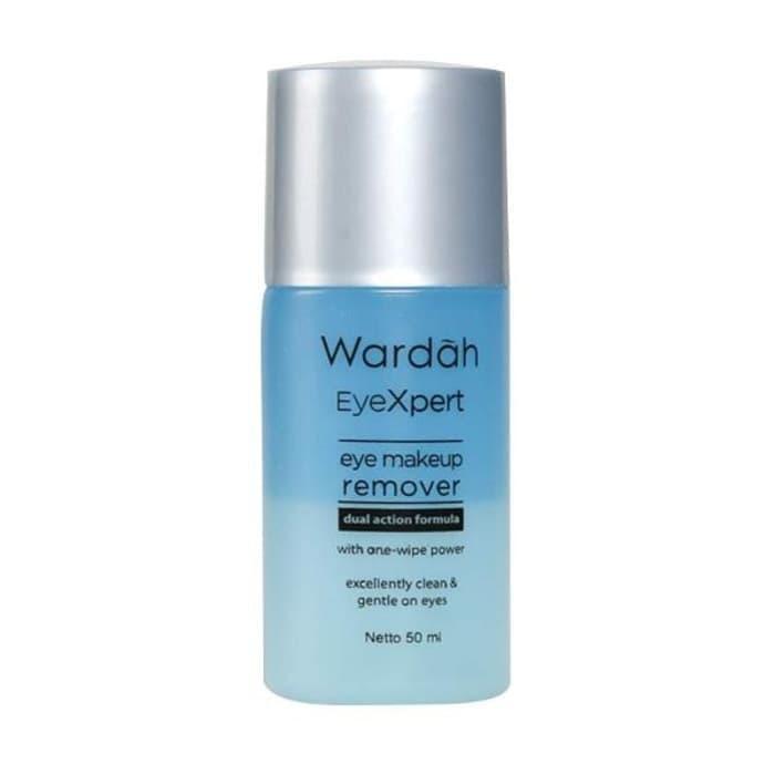 [50Ml] Wardah Eyexpert Eye & Lip Make Up Remover 50Ml