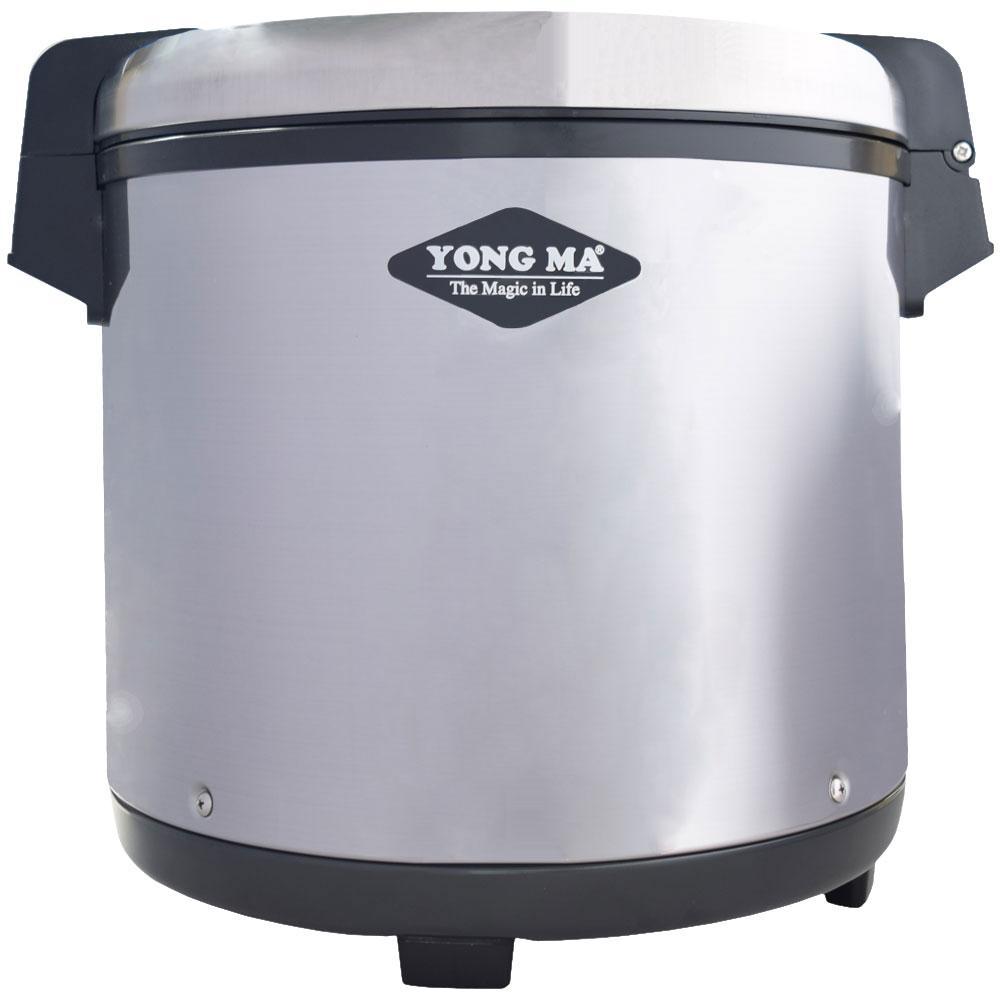 Jual Produk Yong Ma Terbaik Lazada Magic Com Rice Cooker Digital Mc Smj5019 Jar 20 Liter Blacktinum