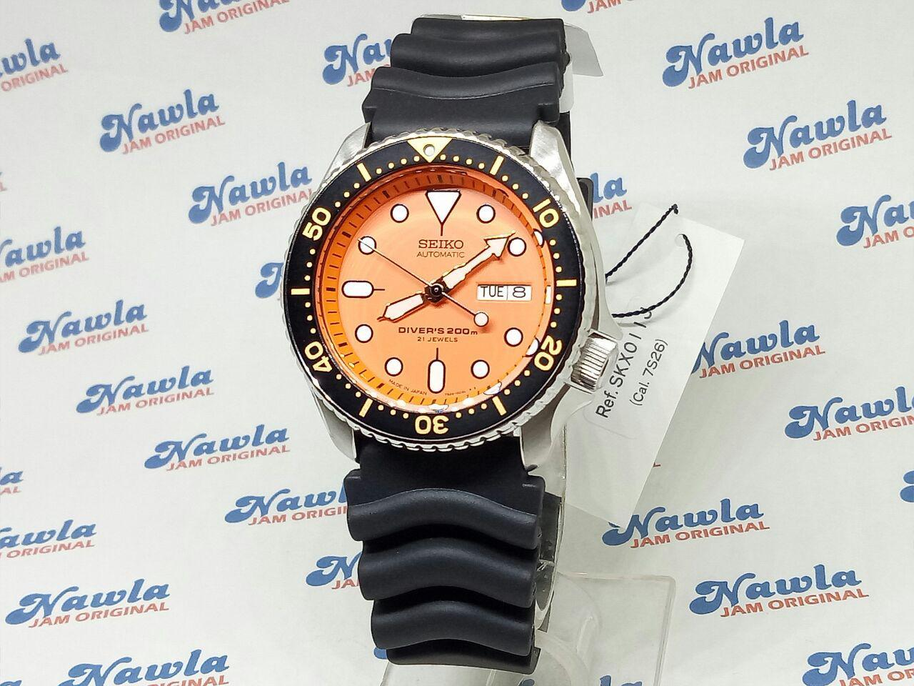 Jual Seiko 5 Snkf51k1 Automatic Black Dial Jam Tangan Pria Snkf51 Titan Ti9447km02 Stainless Steel Buy Sell Cheapest Skx011j1 Best Quality Product