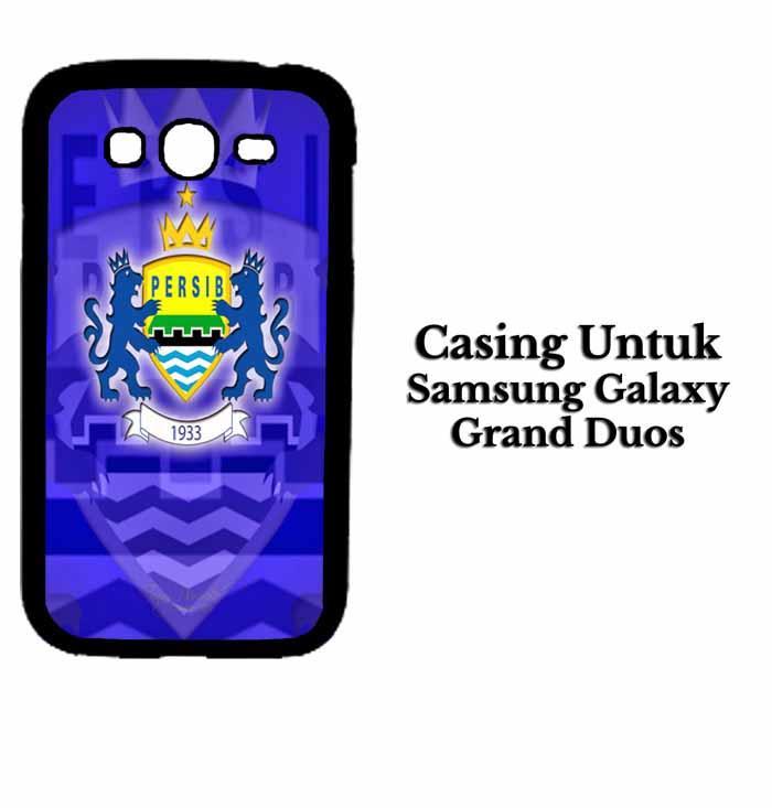 Casing SAMSUNG GRAND DUOS Persib Bandung 1 Hardcase Custom Case Se7enstores