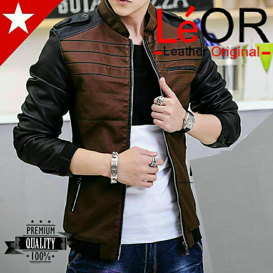 Jaket Kulit Special Edition By Seep Store.